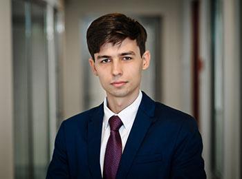 Sebastian Woźniak, Prawnik
