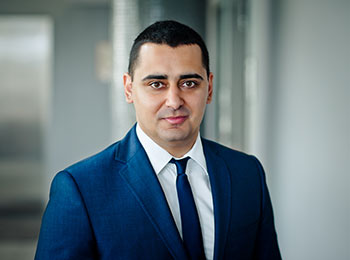 Paweł Duda, Partner, Legal Adviser,  Doctoral Student at the Institute of Law Studies of the Polish Academy of Sciences
