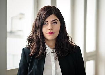 Magdalena Rożek, Prawnik