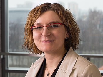 Katarzyna Czubin, Senior Manager in Business Services & Outsourcing Department