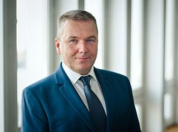 Paweł Calik, Pracownik administracji