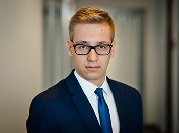 Mateusz Nowak, Prawnik