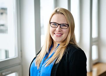 Paulina Ledwoń, Radca Prawny