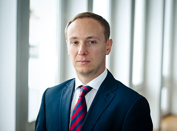 Tomasz Sionek, Partner,  Attorney