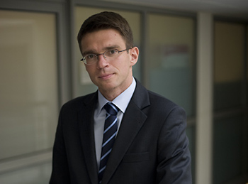 Marek Sporny, Senior Manager in Tax Department, Qualified Tax Advisor