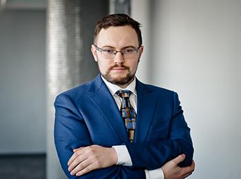 Marcin Klisiak, Prawnik