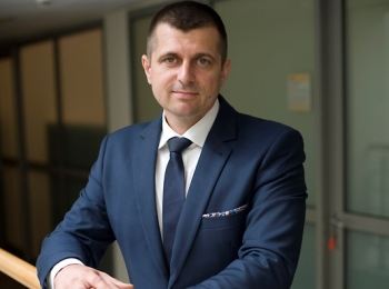 Marcin Krupa, Partner in Audit Department, Polish Certified Auditor