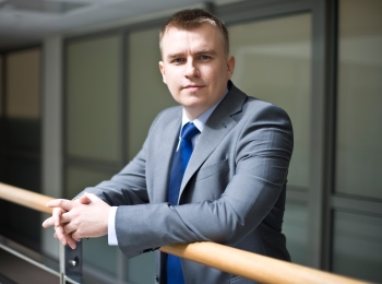 Rafał Sosnowski, Partner in Audit Department