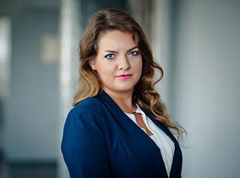 Katarzyna Hartabus, Asystentka Partnera Zarządzającego