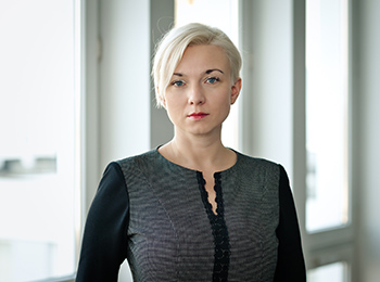 Magdalena Stawiarska, Menedżer ds. PR i marketingu